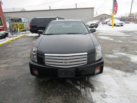 2005 Cadillac CTS for sale at X Way Auto Sales Inc in Gary IN