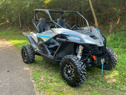 2021 CF Moto Z force 950 for sale at Monroe Auto's, LLC in Parsons TN