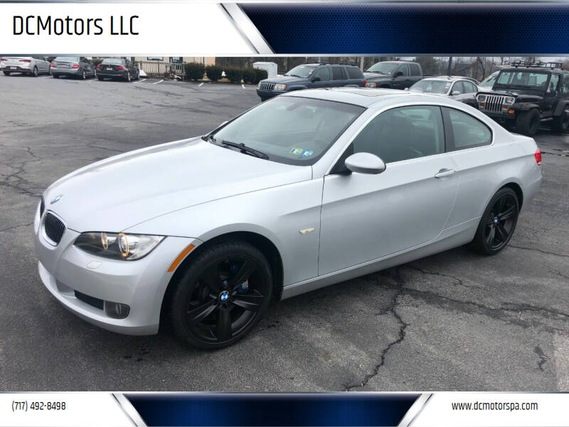 2008 BMW 3 Series for sale at DCMotors LLC in Mount Joy PA