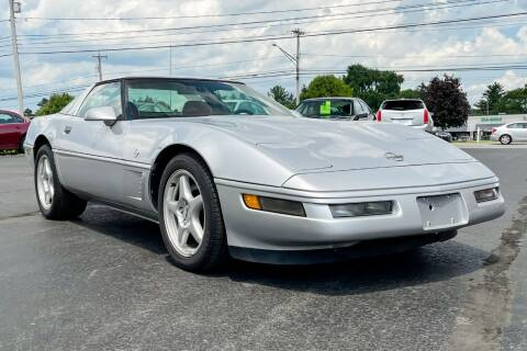 1996 Chevrolet Corvette for sale at Knighton's Auto Services INC in Albany NY
