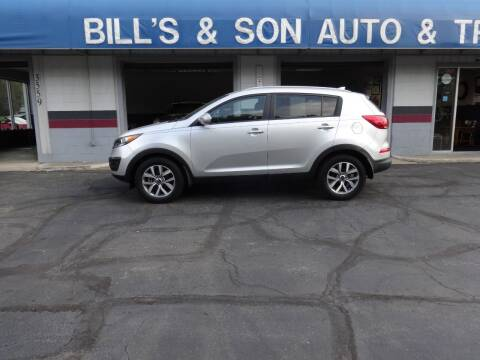 2014 Kia Sportage for sale at Bill's & Son Auto/Truck Inc in Ravenna OH