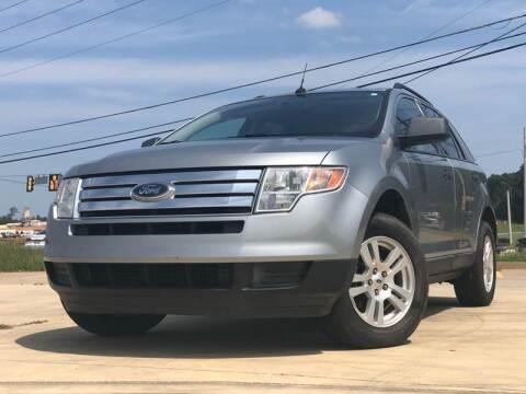 2007 Ford Edge for sale at El Camino Auto Sales in Sugar Hill GA