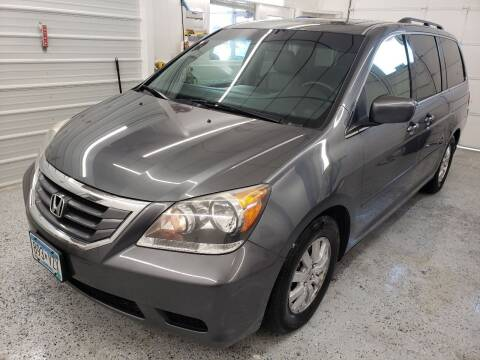 2010 Honda Odyssey for sale at Jem Auto Sales in Anoka MN
