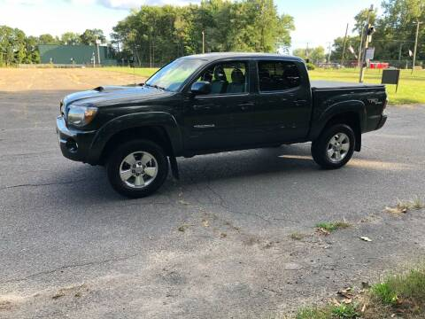 2010 Toyota Tacoma for sale at Chris Auto South in Agawam MA