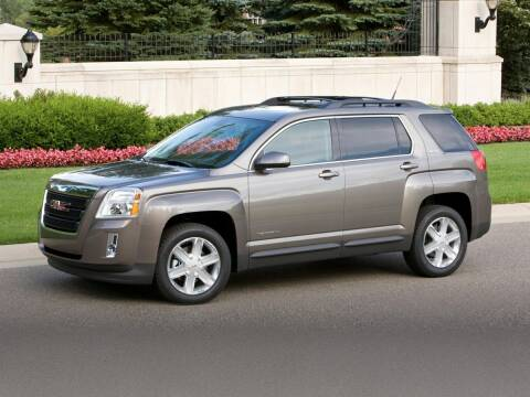 2011 GMC Terrain for sale at Sundance Chevrolet in Grand Ledge MI