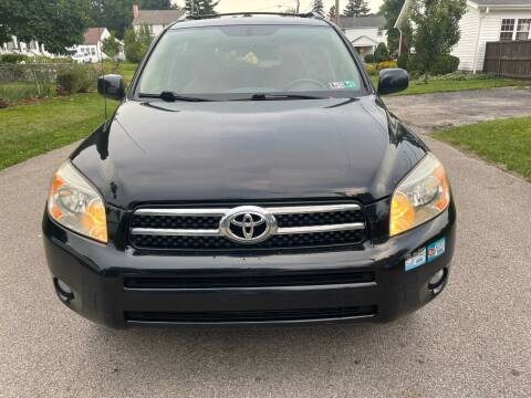 2008 Toyota RAV4 for sale at Via Roma Auto Sales in Columbus OH
