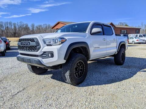 2017 Toyota Tacoma for sale at Delta Motors LLC in Jonesboro AR