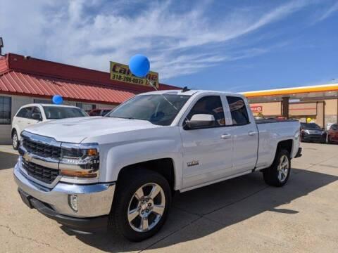 2017 Chevrolet Silverado 1500 for sale at CarZoneUSA in West Monroe LA