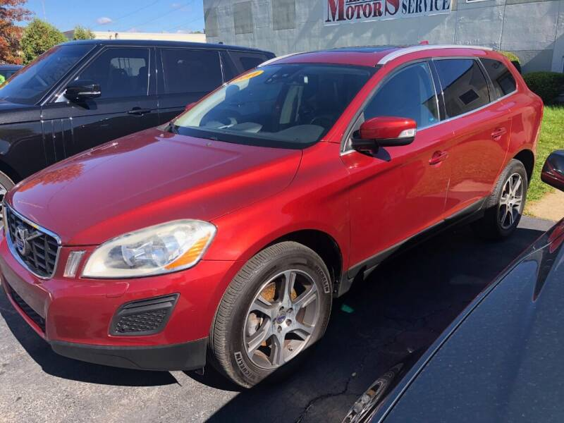 2011 Volvo XC60 for sale at Maroun's Motors, Inc in Boardman OH