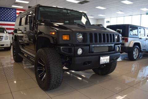 2008 HUMMER H2 for sale at Legend Auto in Sacramento CA