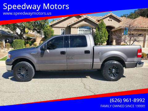 2004 Ford F-150 for sale at Speedway Motors in Glendora CA