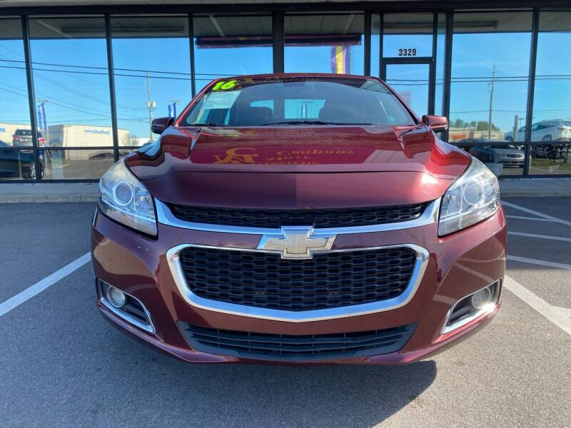 2016 Chevrolet Malibu Limited for sale at East Carolina Auto Exchange in Greenville NC