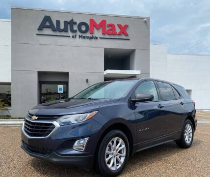 2018 Chevrolet Equinox for sale at AutoMax of Memphis in Memphis TN