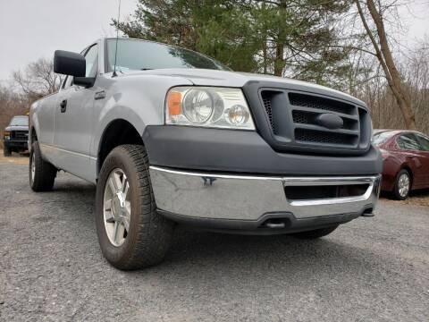 2006 Ford F-150 for sale at Jacob's Auto Sales Inc in West Bridgewater MA