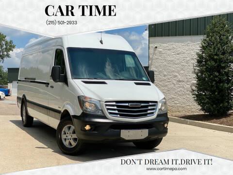 2014 Freightliner Sprinter Cargo for sale at Car Time in Philadelphia PA