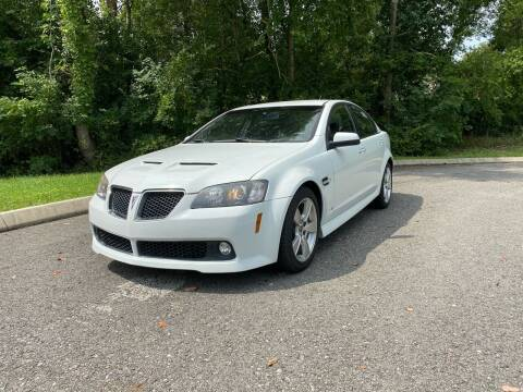 2008 Pontiac G8 for sale at Unique Auto Sales in Knoxville TN