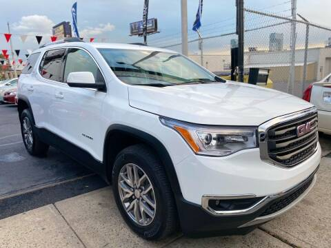 2018 GMC Acadia for sale at GW MOTORS in Newark NJ