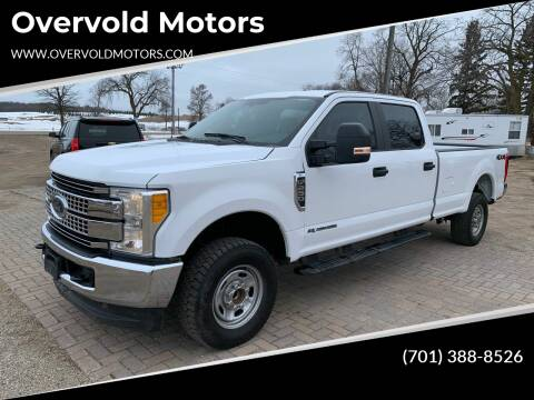 2017 Ford F-250 Super Duty for sale at Overvold Motors in Detriot Lakes MN