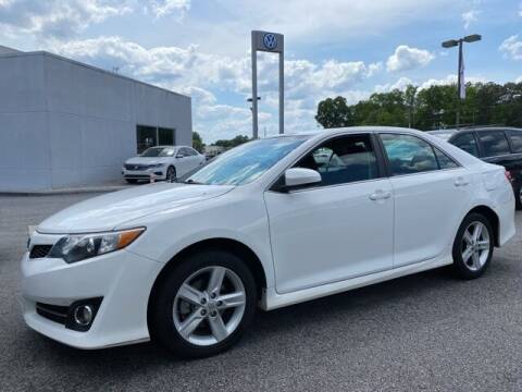 2014 Toyota Camry for sale at Southern Auto Solutions-Jim Ellis Volkswagen Atlan in Marietta GA