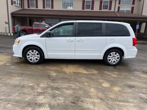 2015 Dodge Grand Caravan for sale at Upstate Auto Sales Inc. in Pittstown NY