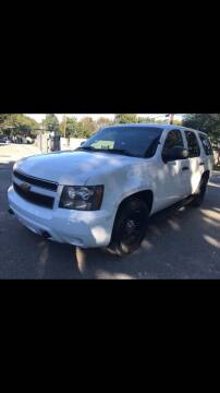 2013 Chevrolet Tahoe for sale at Discount Auto in Austin TX
