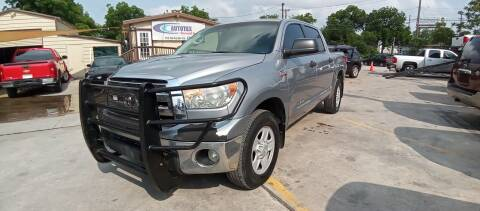 2013 Toyota Tundra for sale at AUTOTEX FINANCIAL in San Antonio TX