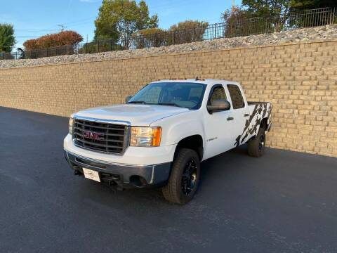 2009 GMC Sierra 2500HD for sale at New England Cars in Attleboro MA