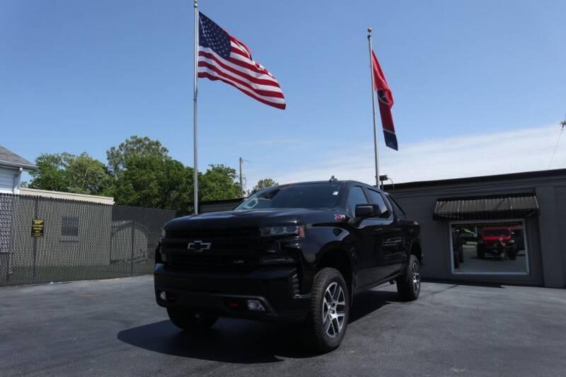 2019 Chevrolet Silverado 1500 for sale at Danny Holder Automotive in Ashland City TN