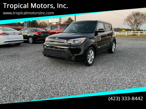 2014 Kia Soul for sale at Tropical Motors, Inc. in Riceville TN