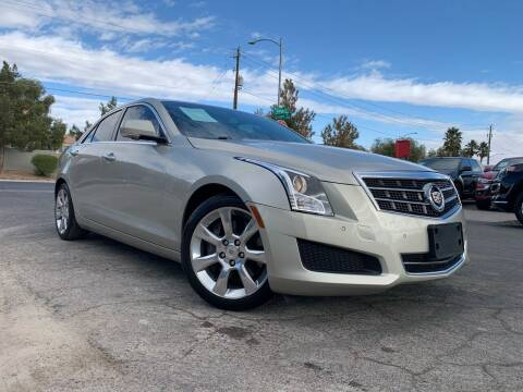 2014 Cadillac ATS for sale at Boktor Motors in Las Vegas NV