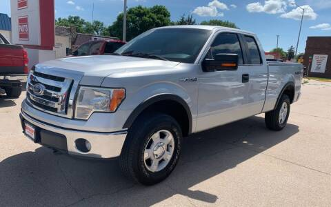 2012 Ford F-150 for sale at Spady Used Cars in Holdrege NE