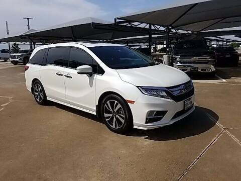 2019 Honda Odyssey for sale at Jerry's Buick GMC in Weatherford TX