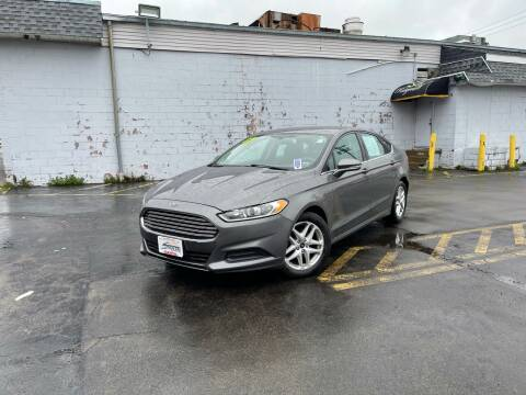 2013 Ford Fusion for sale at Santa Motors Inc in Rochester NY