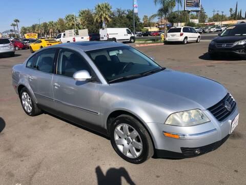 2005 Volkswagen Passat for sale at Thunder Auto Sales in Sacramento CA