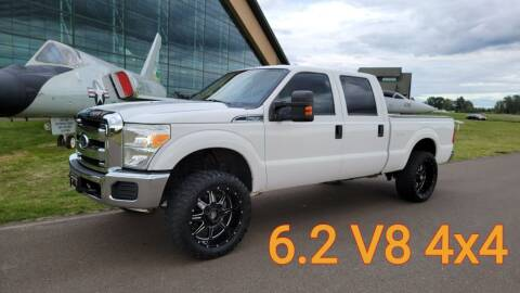 2011 Ford F-250 Super Duty for sale at McMinnville Auto Sales LLC in Mcminnville OR