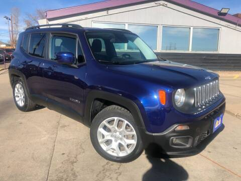 2016 Jeep Renegade for sale at Colorado Motorcars in Denver CO