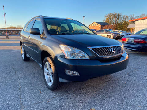 2008 Lexus RX 350 for sale at Signal Imports INC in Spartanburg SC
