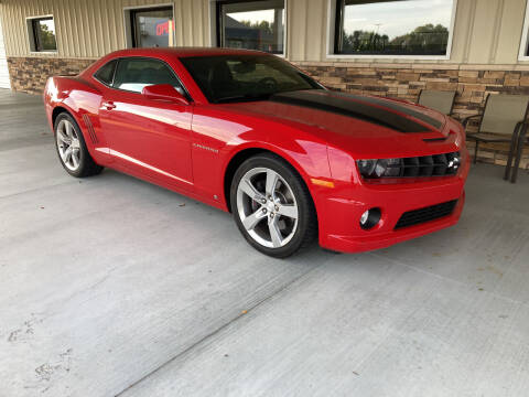 2010 Chevrolet Camaro for sale at McCully's Automotive in Benton KY
