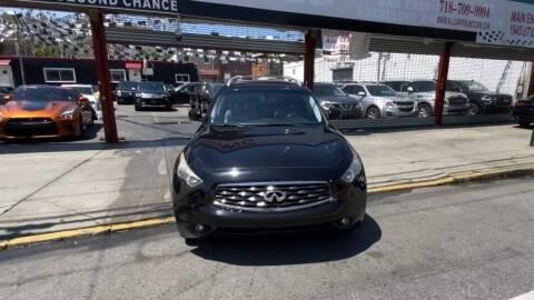 2010 Infiniti FX35 for sale at Cj king of car loans/JJ's Best Auto Sales in Troy MI