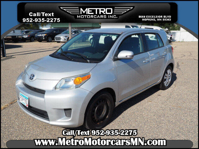 2008 Scion xD for sale at Metro Motorcars Inc in Hopkins MN