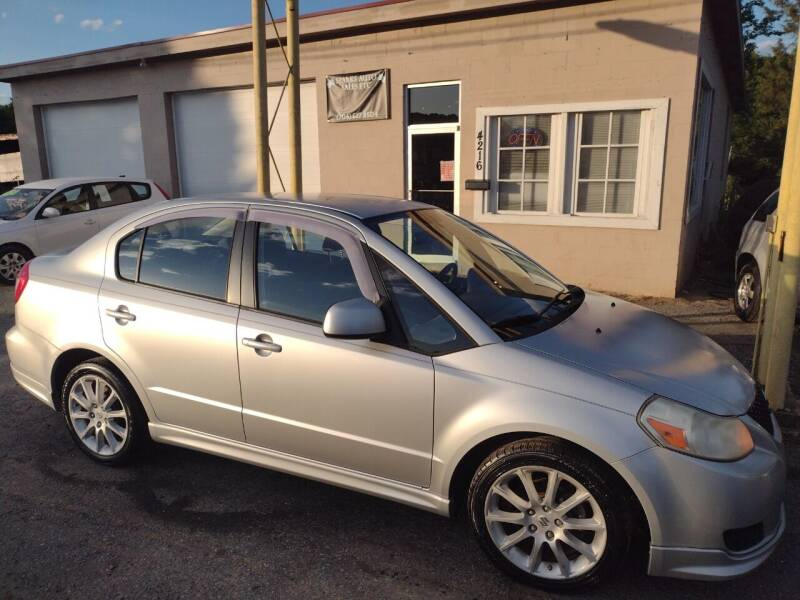 2008 Suzuki SX4 for sale at Sparks Auto Sales Etc in Alexis NC