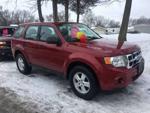 2010 Ford Escape for sale at Antique Motors in Plymouth IN