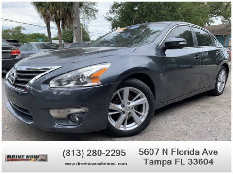 2013 Nissan Altima for sale at Drive Now Motors USA in Tampa FL