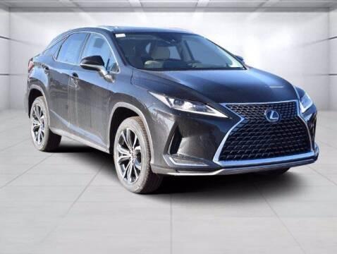 2021 Lexus RX 350 for sale at BOB ROHRMAN FORT WAYNE TOYOTA in Fort Wayne IN