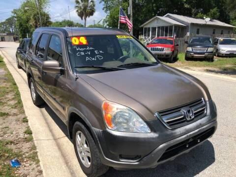 2004 Honda CR-V for sale at Castagna Auto Sales LLC in Saint Augustine FL