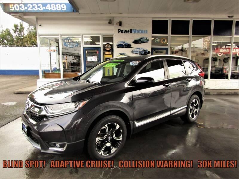 2017 Honda CR-V for sale at Powell Motors Inc in Portland OR