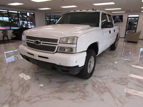 2006 Chevrolet Silverado 1500 for sale at Dealer One Auto Credit in Oklahoma City OK