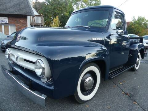 1953 Ford F-100 for sale at P&D Sales in Rockaway NJ