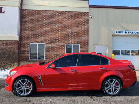 2017 Chevrolet SS for sale at Professional Auto Sales & Service in Fort Wayne IN
