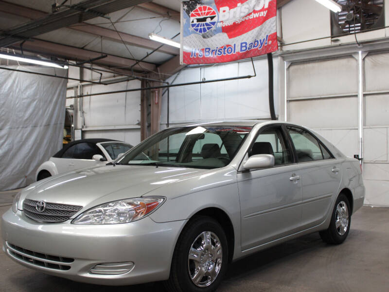 2002 Toyota Camry for sale at FUN 2 DRIVE LLC in Albuquerque NM